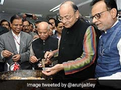 Budget 2018 Printing Starts With 'Halwa' Ceremony