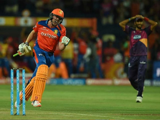 IPL Auction 2018, All-Round Stars: James Faulkner, The Death Over Specialist