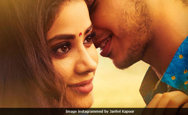'Janhvi Kapoor Is A Sweetheart,' Says Her Dhadak Co-Star