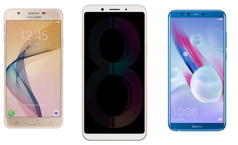 2018 के पहले महीने में इन स्मार्टफोन ने दी मार्केट में दस्तक