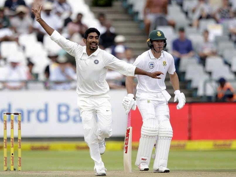 India vs South Africa, 1st Test Day 4: Jasprit Bumrah Removes Faf du Plessis With An Unplayable Ball
