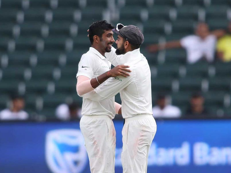 India vs South Africa: Jasprit Bumrah Takes Maiden Test Five-Wicket Haul, Twitterati Applaud