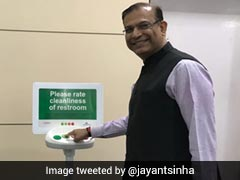 Union Minister Jayant Sinha Conducts Surprise Inspection At City Airport