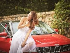 Actor Jacqueline Fernandez Is The Newest Jeep Compass Owner