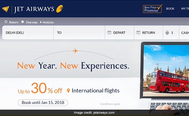 jet airways sale