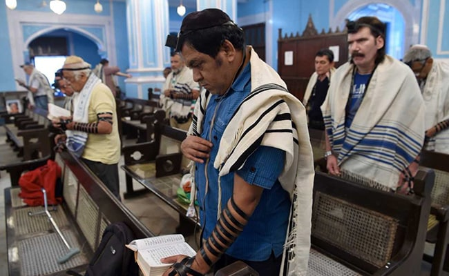 India's Tiny Jewish Community Sees Hope In Benjamin Netanyahu's Visit