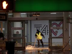 Flooding At New York's JFK Airport Adds To Misery After Flight Delays
