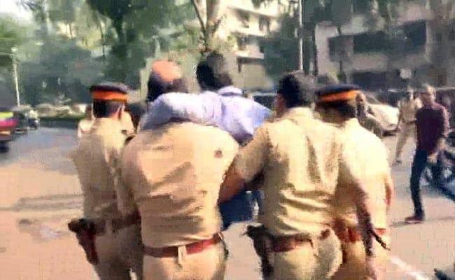 महाराष्ट्र बंद के एक दिन बाद, पुलिस ने रद्द किया जिग्नेश मेवानी का मुंबई में आयोजित होने वाला कार्यक्रम