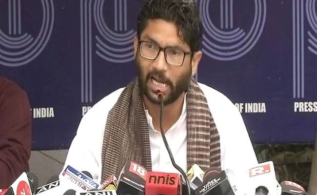 No Permission Yet But Jignesh Mevani May Go Ahead With Delhi Rally Today