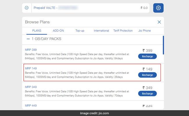jio new prepaid plans