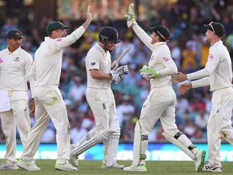 The Ashes, Day 1: Joe Root Falls Short Of Elusive Century As Australia Hit Back Late