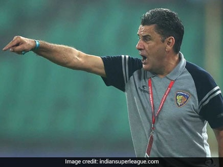 Indian Super League: Chennaiyin FC Coach Suspended For 3 Matches, Fined