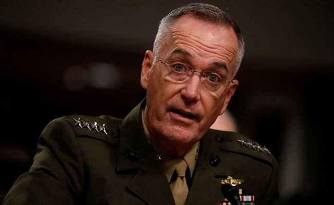 'I'm Not Giving Up' On Ties With Pakistan, Says Top US General
