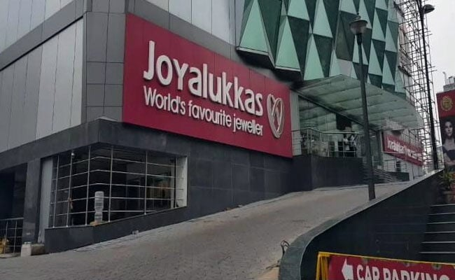 Jewellery Chain Joyalukkas Raided At Multiple Places In Chennai