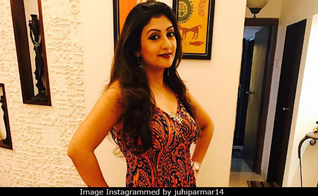 Juhi Parmar Addresses Reports Blaming Divorce On Her 'Foul Temper'