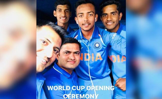 U19worldcup: 'सबसे बड़ा दिग्गज' नहीं चला, लेकिन भारतीय जूनियरों ने दक्षिण अफ्रीका को अभ्यास मैच में धोया