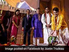 Justin Trudeau Celebrates Pongal, Charms Internet In A 'Veshti'