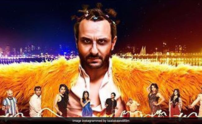 Kaalakaandi Movie Review: Saif Ali Khan Makes His Character Work In Fizzy, Freewheeling Film