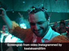 <I>Kaalakaandi</i> Box Office Collection Day 1: Saif Ali Khan's Film Gets A 'Slow Start,' Collects...