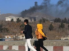 """""""Pray For Me"""": Kabul Hotel Guest's Plea During Bloody Siege"""