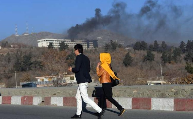 At Least 19 Dead In Kabul Hotel Attack