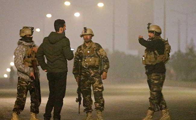 kabul attack reuters
