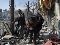 95 Killed, 158 Injured As Bomb Hidden In Ambulance Goes Off Near Embassies In Kabul