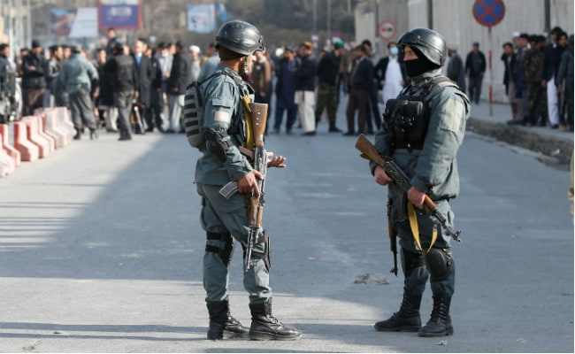Kabul: Coordinated attack on military academy
