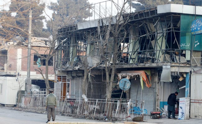 Shock Gives Way To Despair In Kabul After Ambulance Bomb