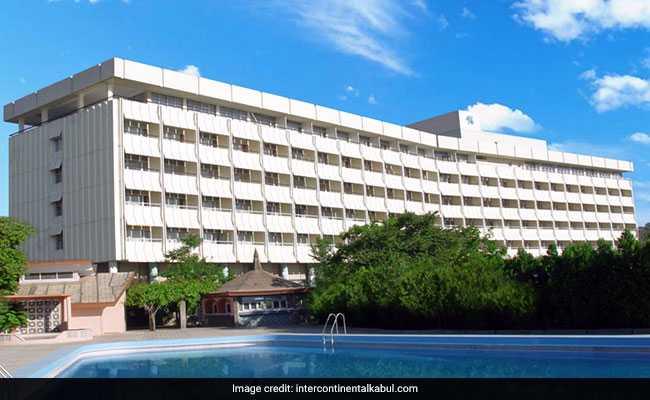 4 Gunmen Enter Kabul's Intercontinental Hotel, Shoot At Guests
