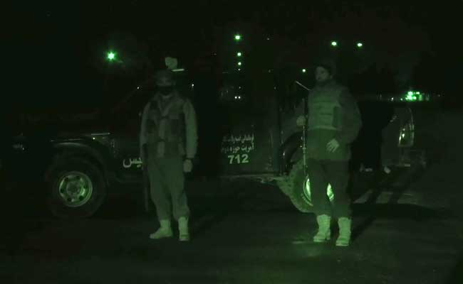 Gunmen Attack Kabul's Inter-Continental Hotel, Multiple Casualties Reported