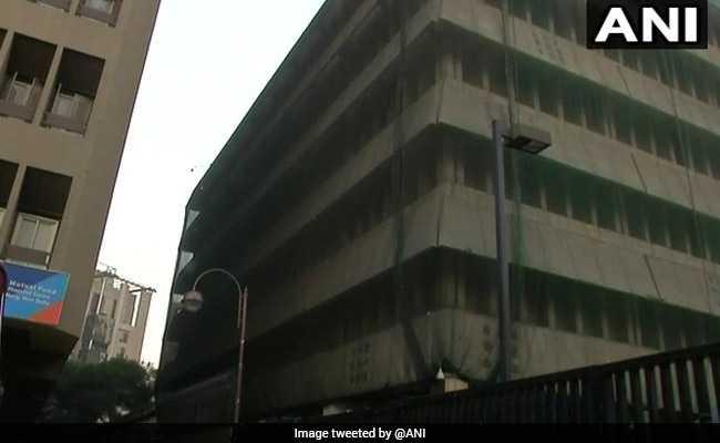 Fire Breaks Out In Delhi Building, No Casualties