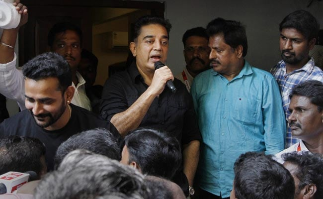 Ahead Of Tamil Nadu Tour, Kamal Haasan Says Roadmap To Reach People Ready