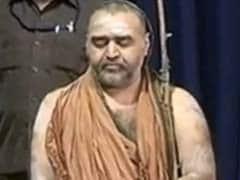 Video Of Kanchi Mutt's Junior Pontiff Sitting During Tamil Anthem Triggers Row