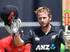 1st ODI: Kane Williamson Ton Sinks Pakistan In Wellington Downpour