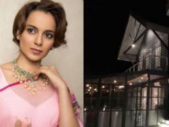 Kangana Ranaut's 8-Bedroom Mansion In Manali Costs 30-Odd Crores: Reports