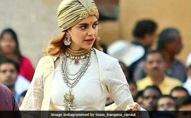 Before Kangana Ranaut's Manikarnika, This Rani Of Jhansi Film?