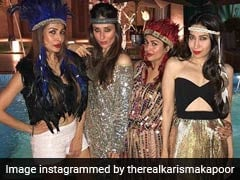 Kareena And Karisma Kapoor Do Bling Just Right. Ameesha Patel Is A Cautionary Tale