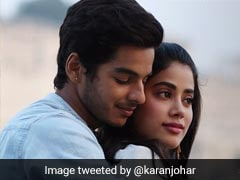 This Is When Janhvi Kapoor And Ishaan Khatter's <I>Dhadak</i> Will Release. Karan Johar Posts Update