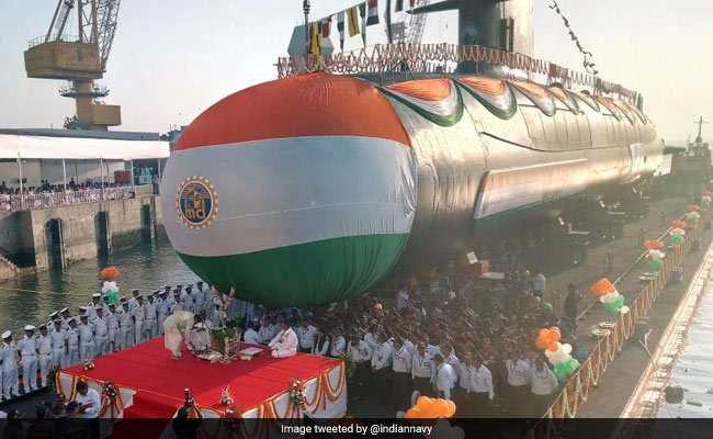 Know All About Scorpene-Class Submarine Karanj And Its Features