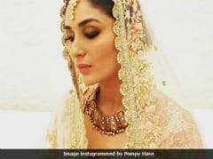 This Pic Of Kareena Kapoor As A Bride (No, Not For <i>Veere Di Wedding</i>) Is Going Viral