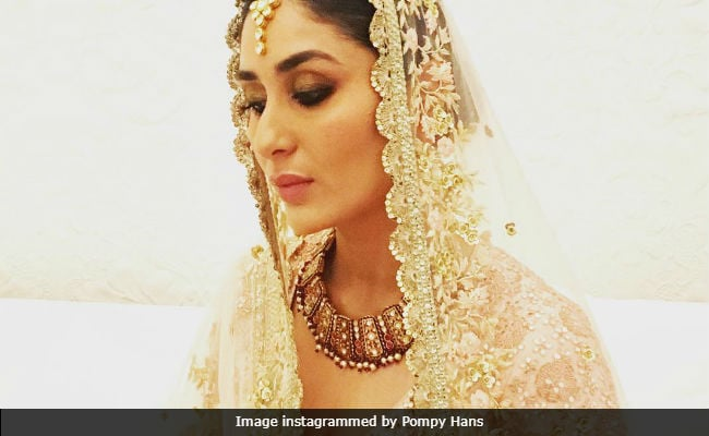 This Pic Of Kareena Kapoor As A Bride (No, Not For Veere Di Wedding) Is Going Viral