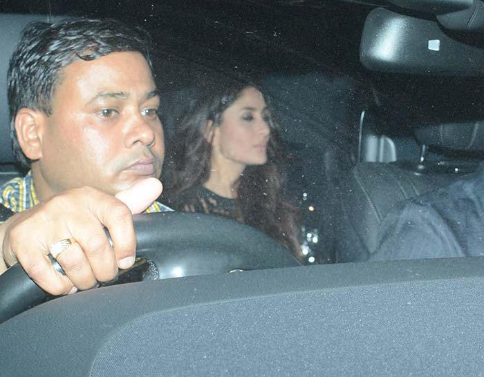 Shahrukh's house turns party place for Kaajal Anand's B'day