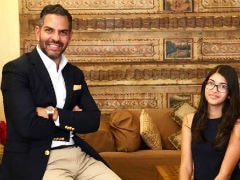 Viral: Karisma Kapoor's Daughter Samiera And Ex-Husband Sunjay Kapur Pose Together
