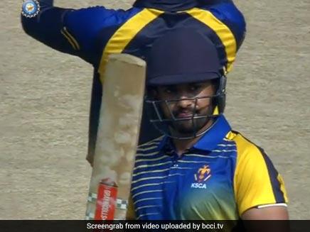 Syed Mushtaq Ali Trophy: Ton Up Karun Nair Helps Karnataka Beat Tamil Nadu