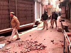 Kasganj Police Officer Removed After Clashes