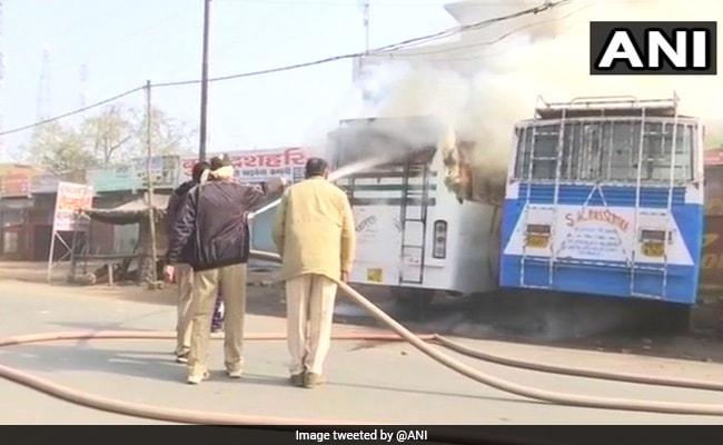 Congress Leader Pramod Tiwari Demands Judicial Probe Into Kasganj Clashes