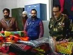 NDTV Blanket Drive: Spreading Warmth As Kashmir Shivers Amid Harshest Winter Spell