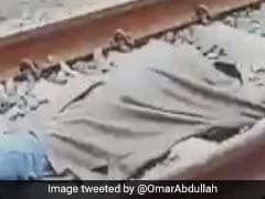 Video Of Kashmiri Man's Rail Stunt Goes Viral; People Seek Action