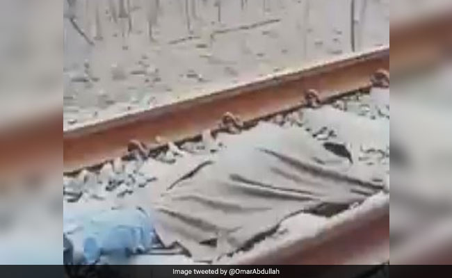 Kashmiri Youth Seeks Pardon For Train Stunt